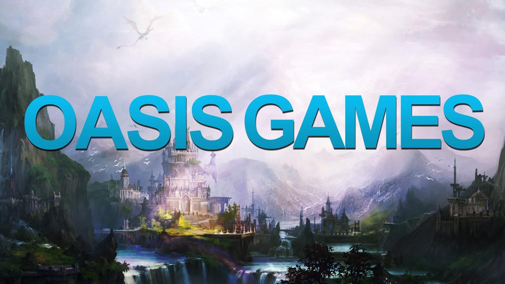 Oasis Games Login
