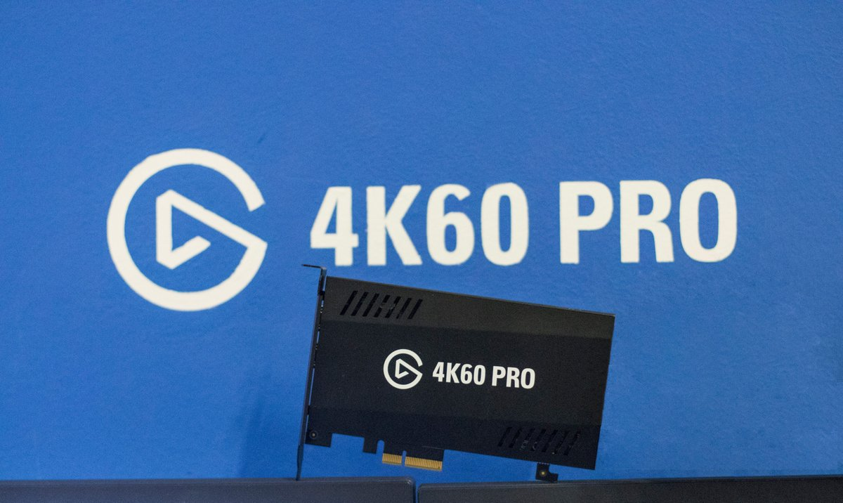 Capture 4K Footage Flawlessly with Elgato Gaming\u0027s 4K60 Pro
