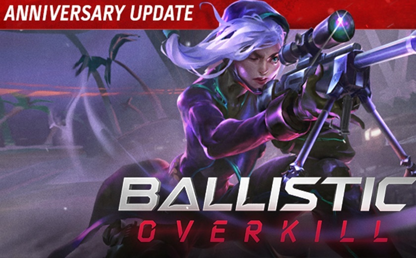 FIRST-PERSON SHOOTER, BALLISTIC OVERKILL, TO JOIN STEAM FREE WEEKEND