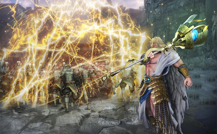 KOEI TECMO America Announces Warriors Orochi 4 Release Date