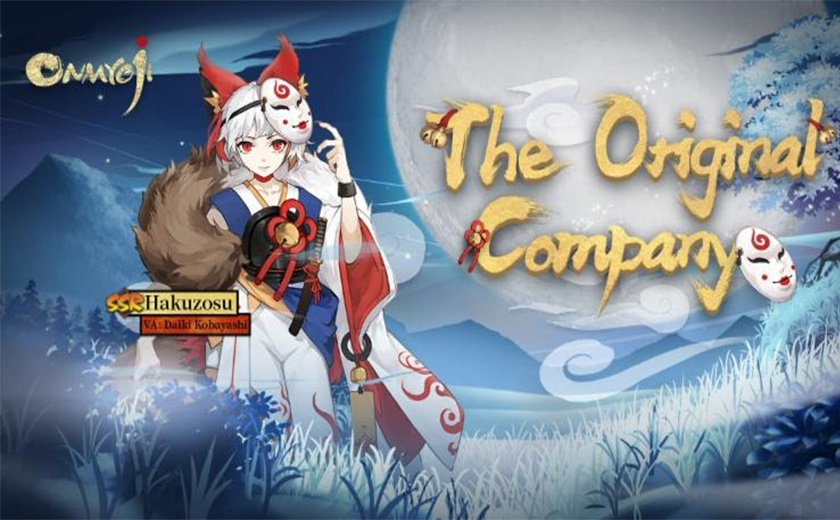 Onmyoji to Stage Massive Celebration for Its First Anniversar