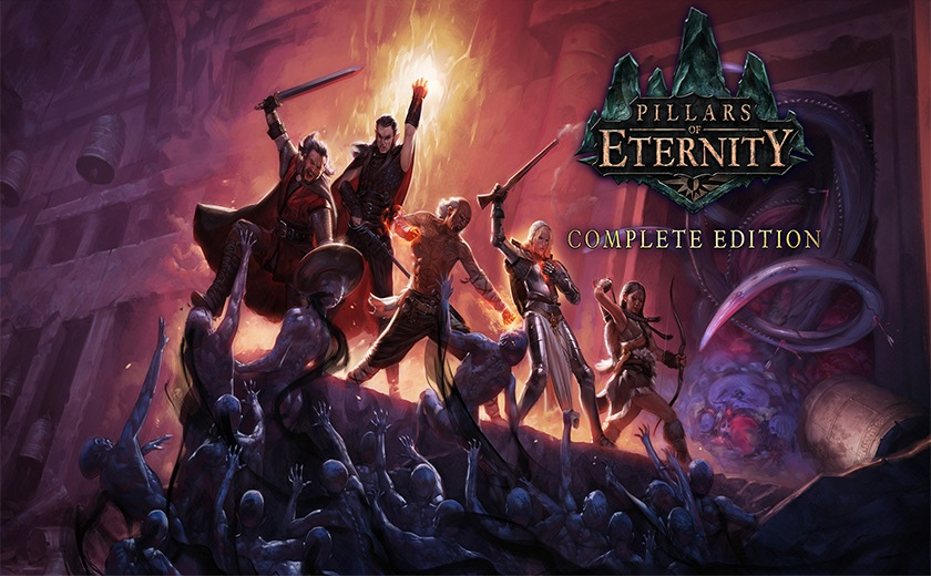 Versus Evil and Obsidian Entertainment Announce Pillars of Eternity
