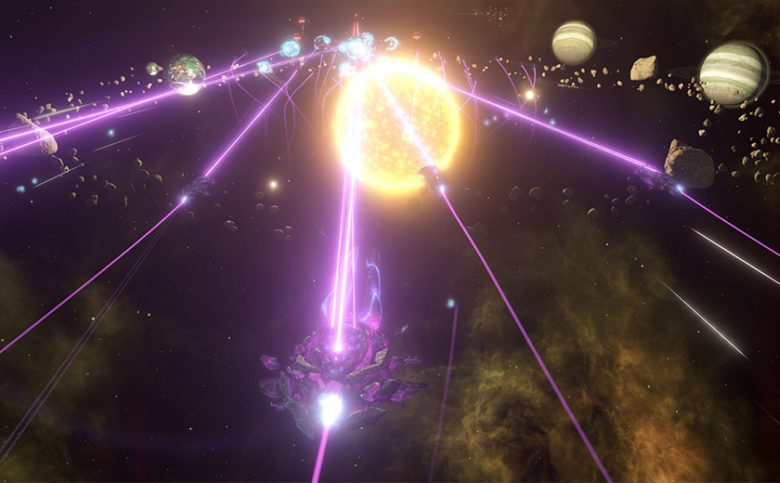 Stellaris Announces Federations Expansion and Lithoids
