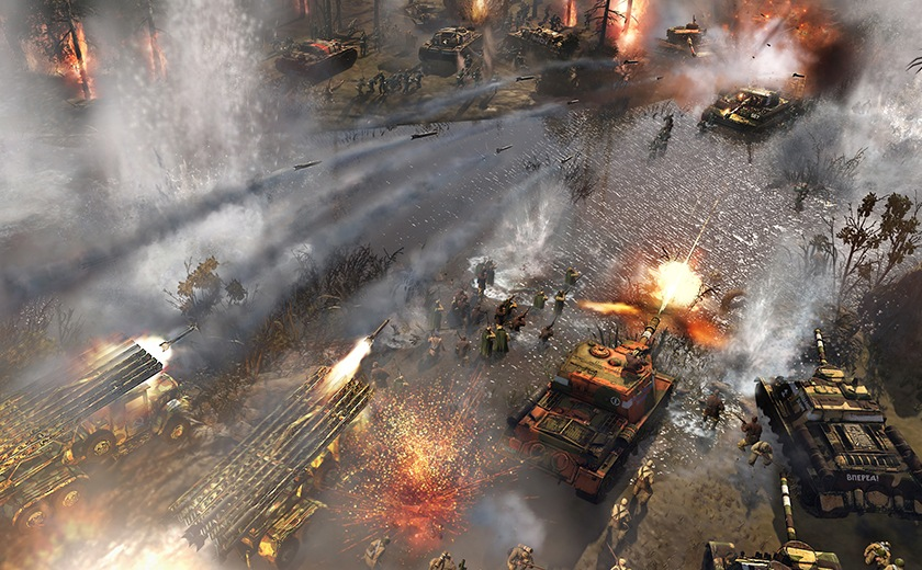 Company of Heroes 2 - COMPANY OF HEROES 2 IS FREE TO DOWNLOAD AND KEEP ON STEAM NOW