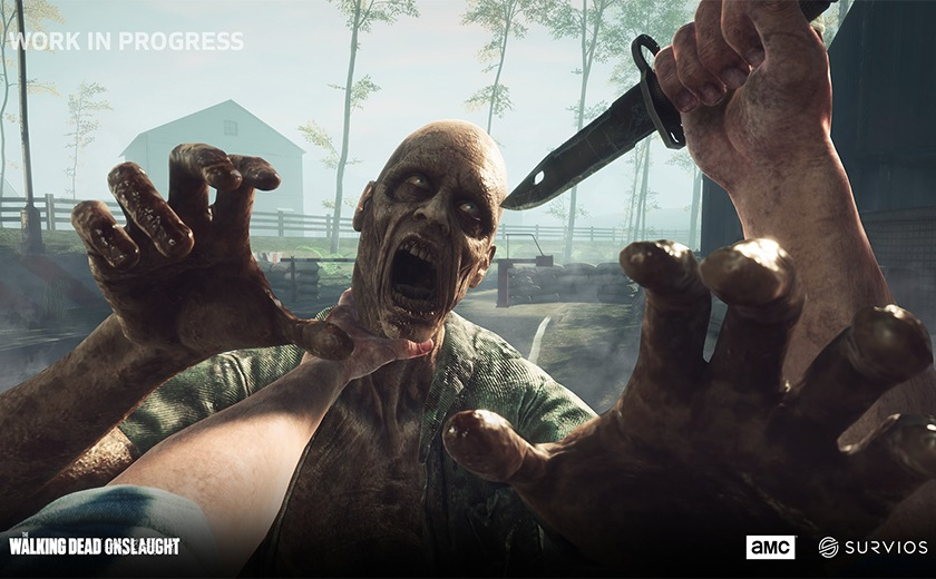 The Walking Dead: Onslaught Release Pushed to 2020 - GamingLyfe Network