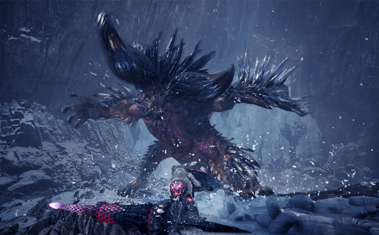 Iceborne Developer Diary Details What's Coming In Update Ver. 12.01