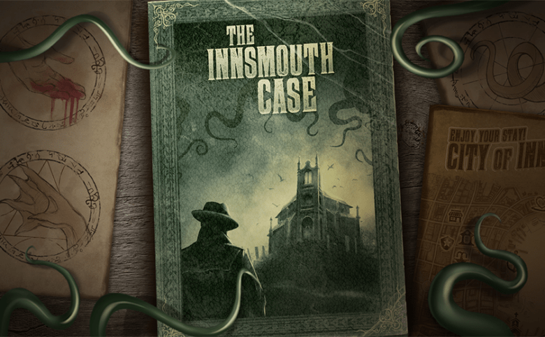 Holiday Chills for Lovecraft Fans - The Innsmouth Case Now Available for Switch