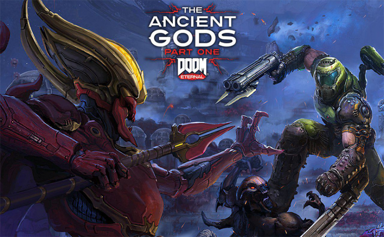 DOOM Eternal: The Ancient Gods - Part One is Out Now