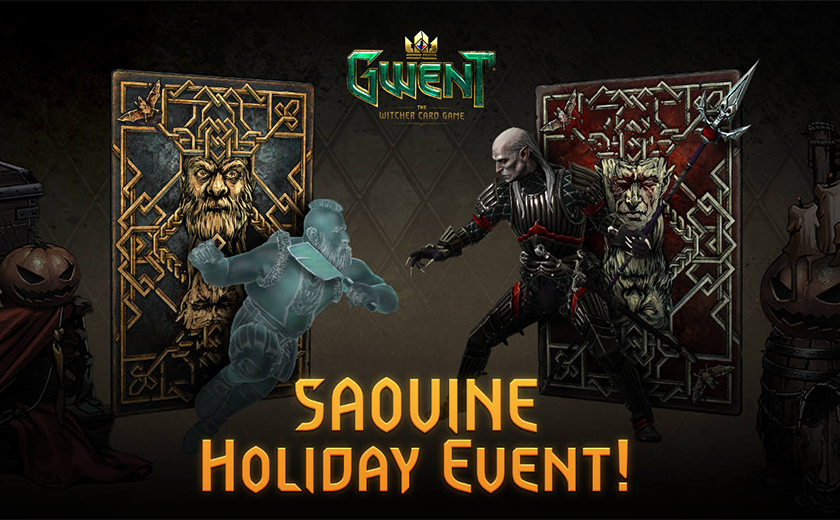 The Epic GWENT Saovine Holiday Event Has Begun