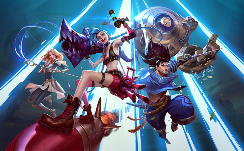 League of Legends Wild Rift Open Beta release date