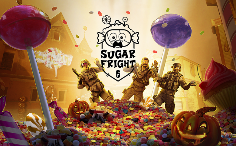 Rainbow Six Siege gets limited time Halloween mode Sugar Fright, respawns