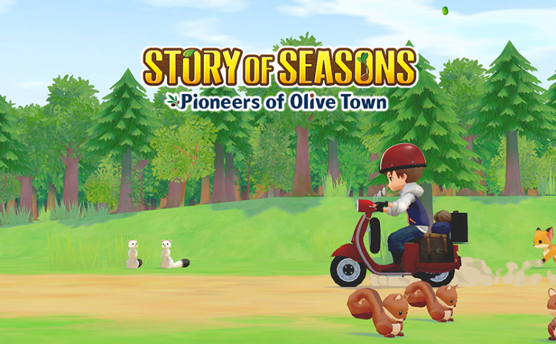 Story of Seasons: Pioneers of Olive Town Announced