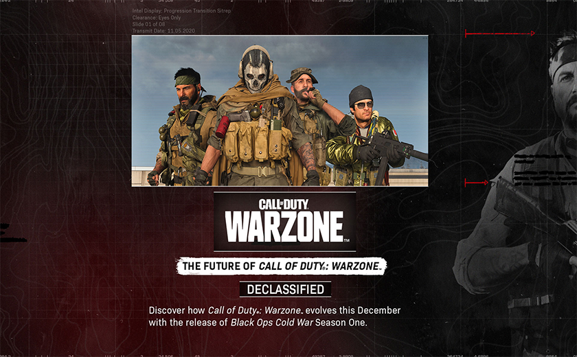 The Future Of Call Of Duty Warzone Modern Warfare And Black Ops Cold War