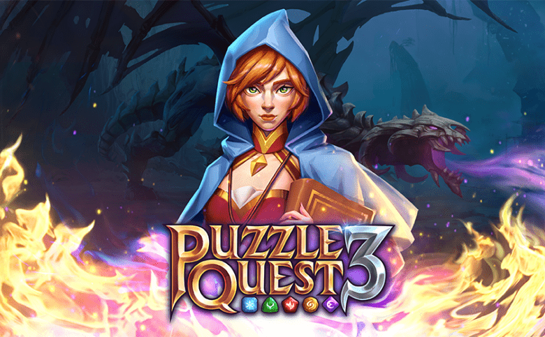 Digital Bros S p A : 505 Games announces Puzzle Quest 3
