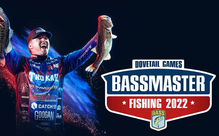 Dovetail Video games Unveils Playable Professional Anglers in Bassmaster Fishing 2022