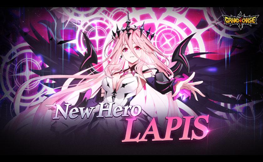 """GrandChase Update Ushers in New Ranger Hero """"Lapis"""""""